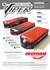 VM serie flyer